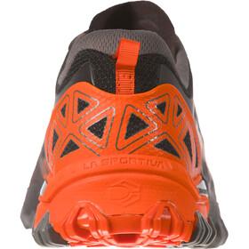 La Sportiva Bushido II - Zapatillas running Hombre - naranja/negro